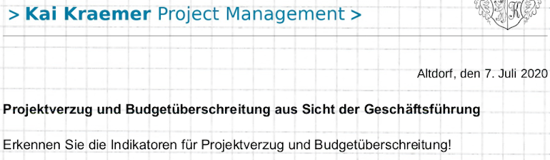 Budgetrahmen